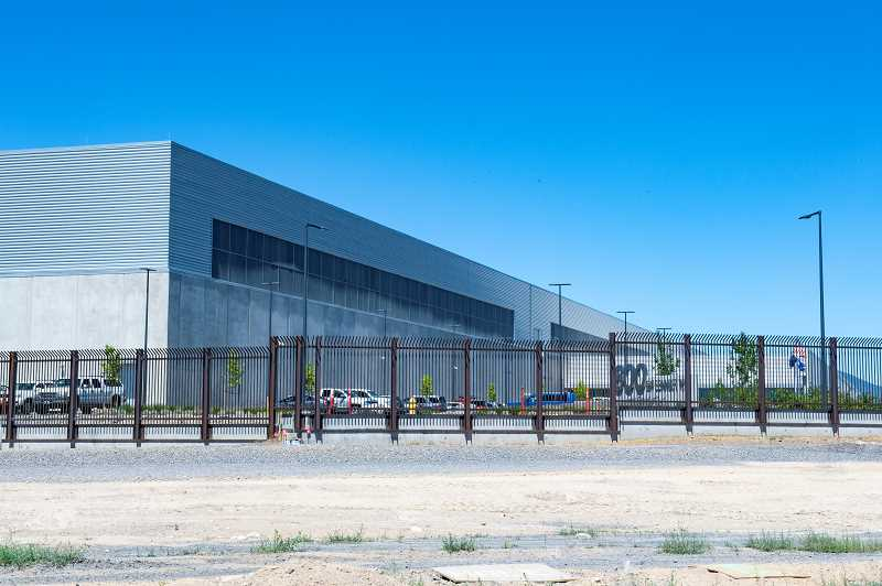 CENTRAL OREGONIAN - G4S Secure Solutions provides private security services at Prineville's Facebook data center.