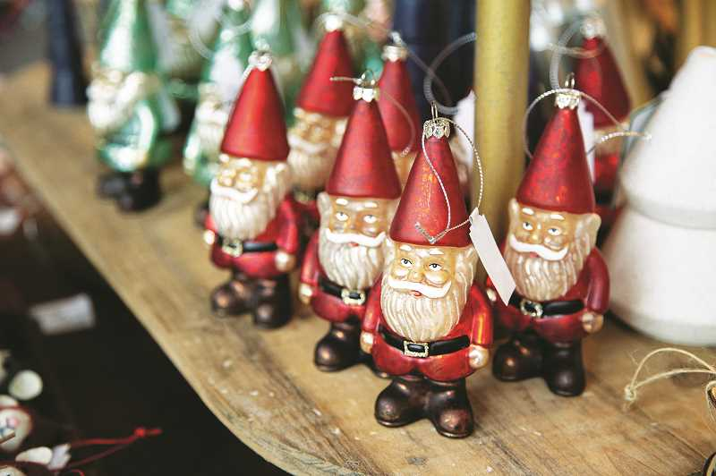 COURTESY PHOTO: TASTE NEWBERG - Taste Newberg will launch a Christmas-themed shopping campaign at month's end called '12 Shops of Christmas'.