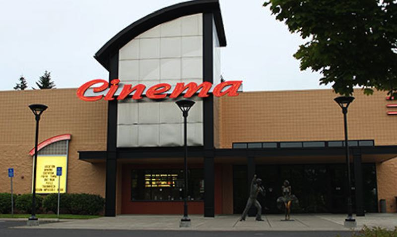 COURTESY PHOTO - Sandy Cinema has been closed since March 17.