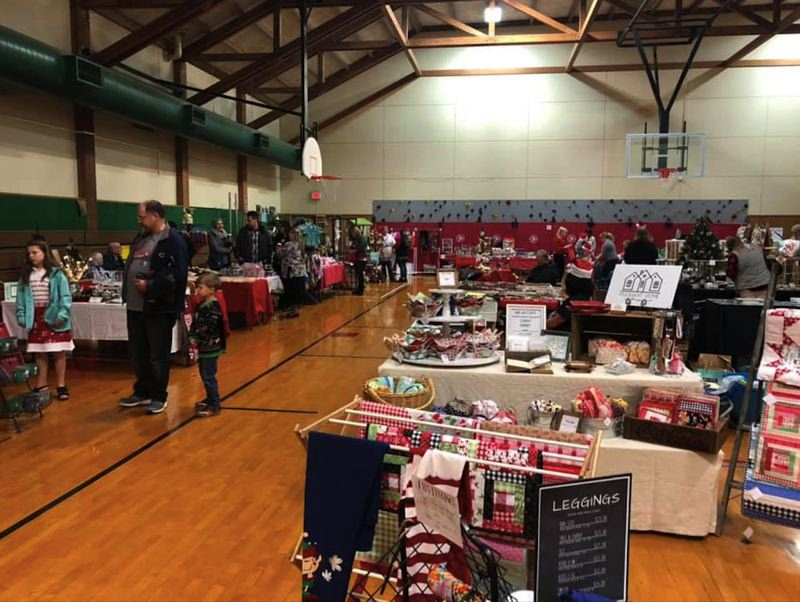 COURTESY PHOTO - Though this year's Kelso Community Club Holiday Bazaar will be without the usual cake walk, Santa Claus visit and crafts, the club and multiple vendors are still offering several deals on holiday gift ideas online.