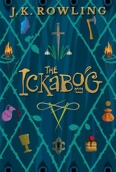 COURTESY PHOTO: SCHOLASTIC CORPORATION - J.K. Rowling's new book 'The Ickabog' was released Nov. 10 and features a drawing by Hillsboro fourth-grader Kinza Arik.
