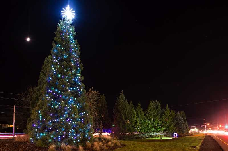 Forest Grove Christmas Tree Lighting scheduled for Friday