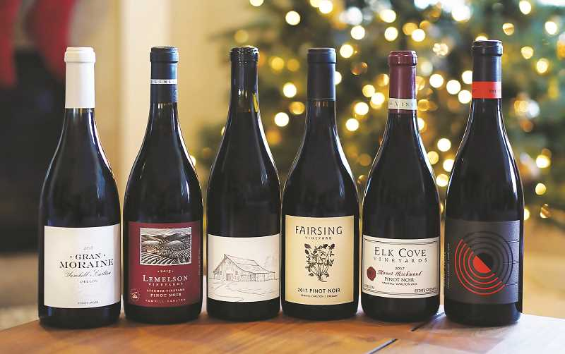 COURTESY PHOTO: YCAVA - The YCAVA has created a mixed wine pack showcasing the best vintages in the region, all with the goal of benefiting Yamhill-Carlton Together Cares, a community organization serving local families and children.