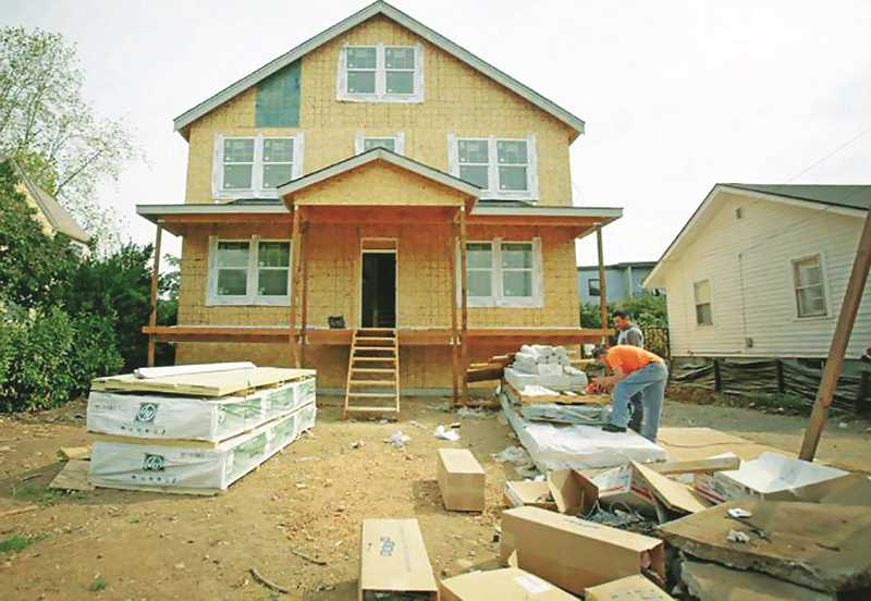 PMG FILE PHOTO - In an effort to raise money for affordable housing programs, the Newberg City Council has approved a construction excise tax that will take effect on Jan. 2.