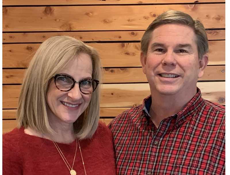 COURTESY PHOTO - Rick Herbert, with his wife, Misty Herbert, is the new pastor at the Madras Free Methodist Church.