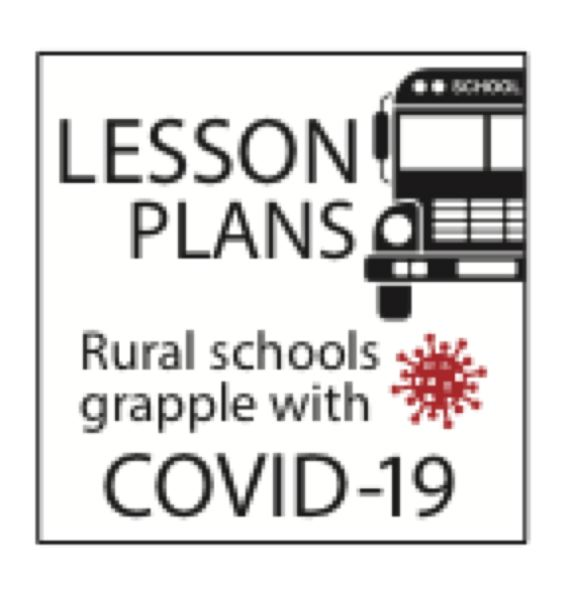(Image is Clickable Link) INSTITUTE FOR NONPROFIT NEWS - This article is part of a collaborative reporting project called Lesson Plans: Rural schools grapple with COVID.