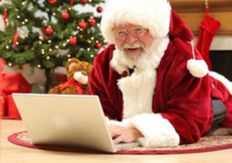 Did you know Santa is planning to find some amazing gifts during the gala's on-line auction on Thursday, Dec. 3 at 7 pm. It's free to register, and all are welcome.