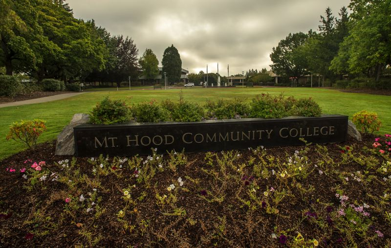PMG FILE PHOTO - Some Mt. Hood Community College students have been slammed by the pandemic and the college is raising money to help them be successful in school.