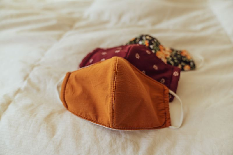 COURTESY PHOTO: LIZ VO FOR UNSPLASH - This year SnowCap Community Charities is also looking for masks to help struggling families during the pandemic.
