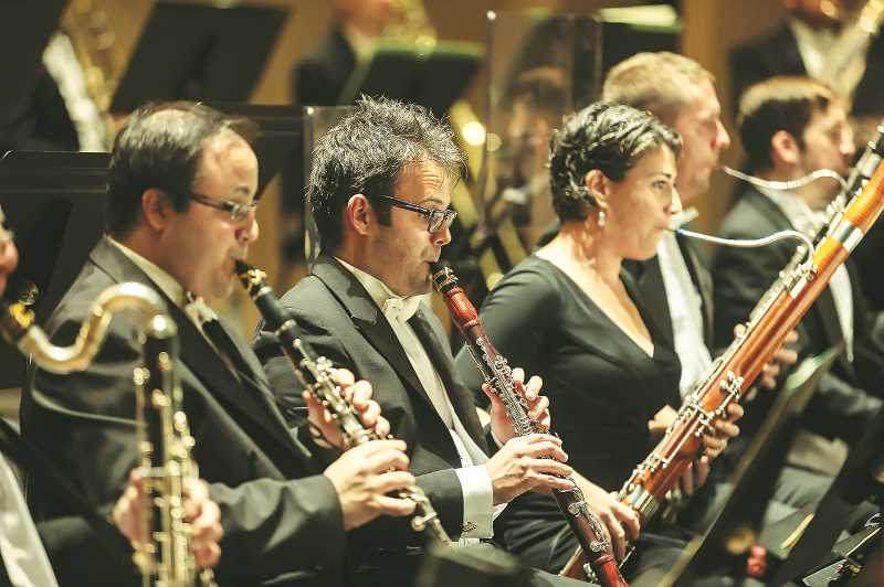 PMG FILE PHOTO - Fans of classical and pops music in Newberg must place their desire to see live performances on simmer after a recent announcement that the Oregon Symphony will not perform next month as previously planned.