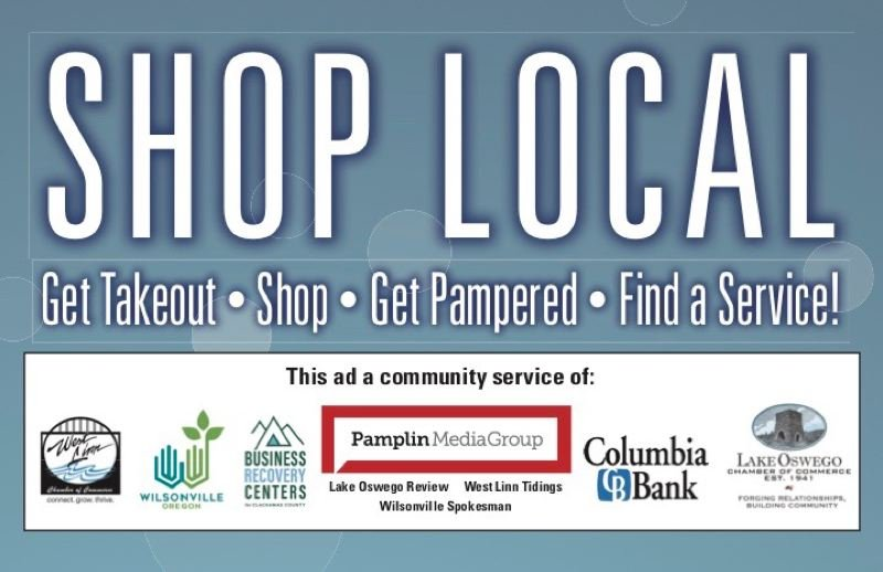 The Tidings and Spokesman are asking our readers to support our local businesses by shopping locally more often during the holidays.