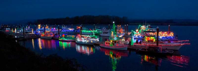 Christmas ships will be returning to St. Helens