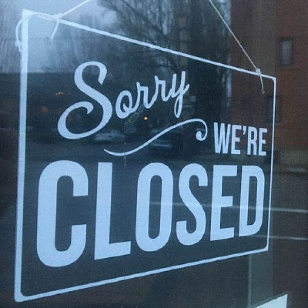 PMG FIULE PHOTO - Oregon restaurants have been hit hard by COVID-19 restrictions.