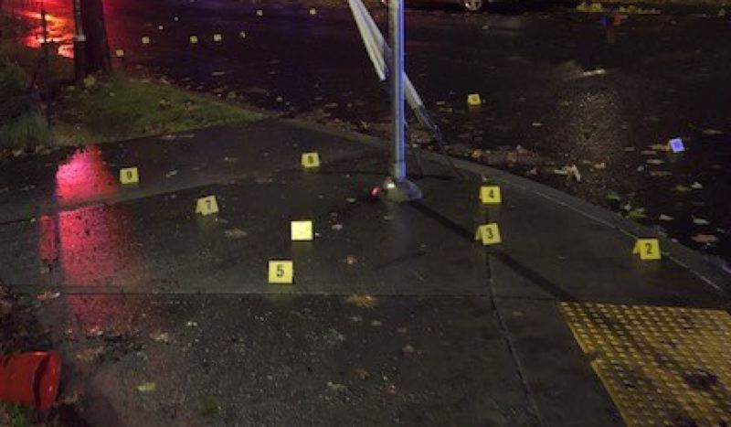 Portland Police: Two shootings in same location in 24 hours