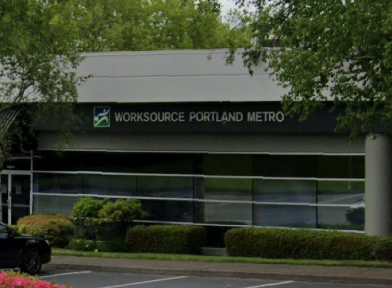 VIA GOOGLE MAPS - The Oregon Employment Department building in Wilsonville is shown here.