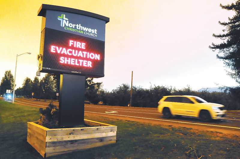 PMG FILE PHOTO - Despite a Nov. 30 deadline for Oregonians affected by September's wildfires to apply for federal assistance, the agency in charge of the relief effort says help is still available.