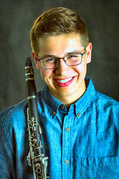 PROVIDED PHOTO - Nicholas Weathers will continue his musical education, thanks to his OMHoF scholarship.