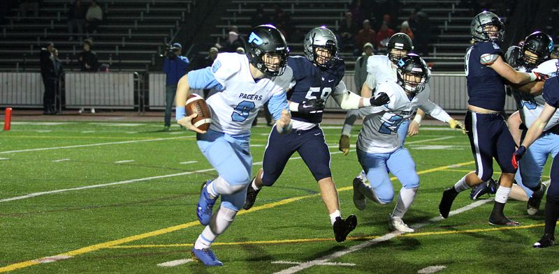 PMG PHOTO: MILES VANCE - Annual rivalry games such as Lakeridge-Lake Oswego are now scheduled to begin in March after the OSAA pushed the start of the 2021 high school sports season back to February.