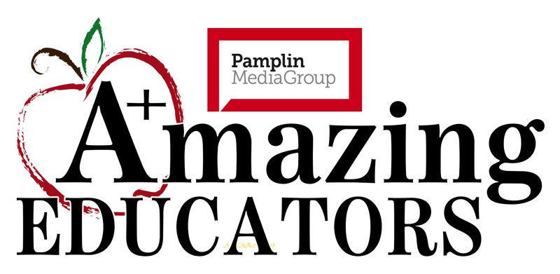 PMG GRAPHIC - Nominations for Pamplin Media Group's upcoming Amazing Educators special section must be submitted by Jan. 4, 2021.