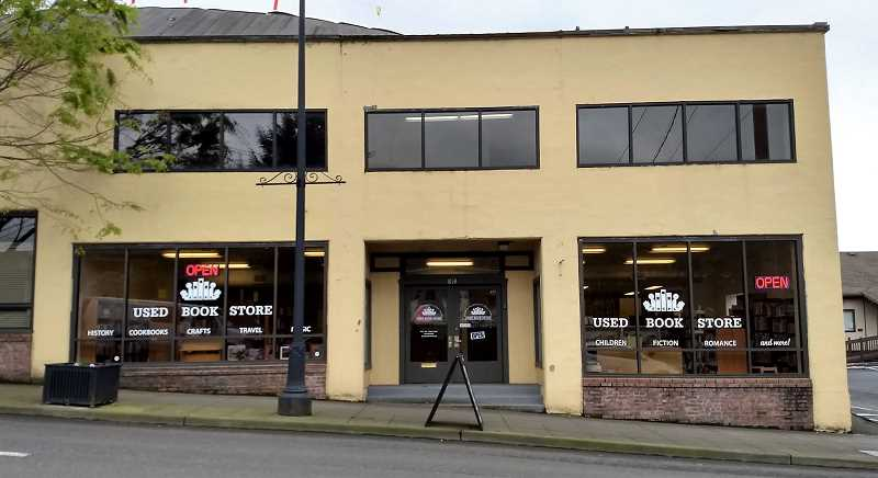 PMG FILE PHOTO - Friends of the Oregon City Library bookstore closed March 17 due to COVID-19 and reopened in June.