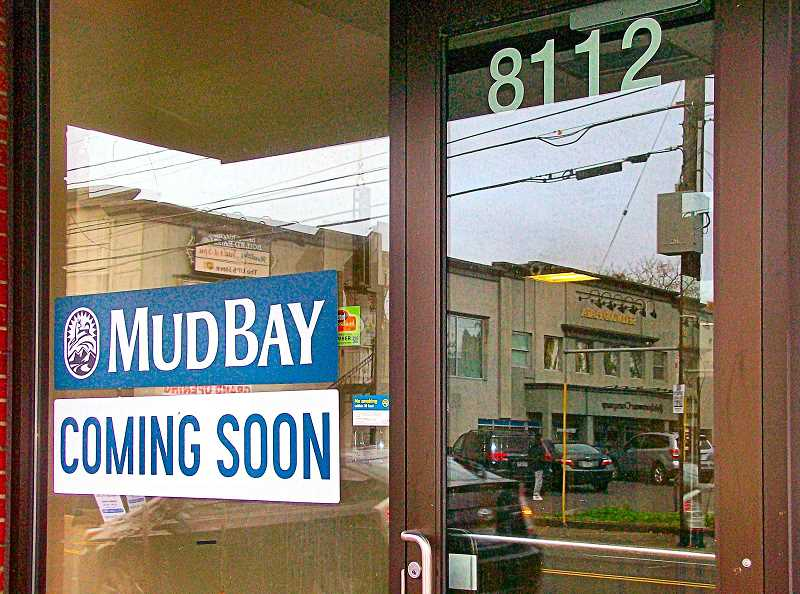"RITA A. LEONARD - A new branch of the ""Mud Bay"" pet nutrition store is to open in the spring at 8112 S.E. 13th Avenue, at Tacoma Street, in Sellwood."
