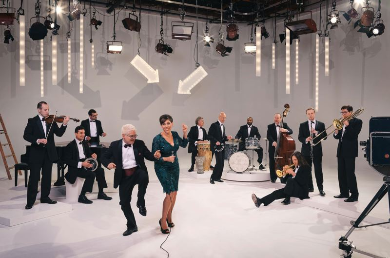 COURTESY PHOTO - Portland's house band Pink Martini will be honored Wednesday, Dec. 16, with a City Council proclamation.