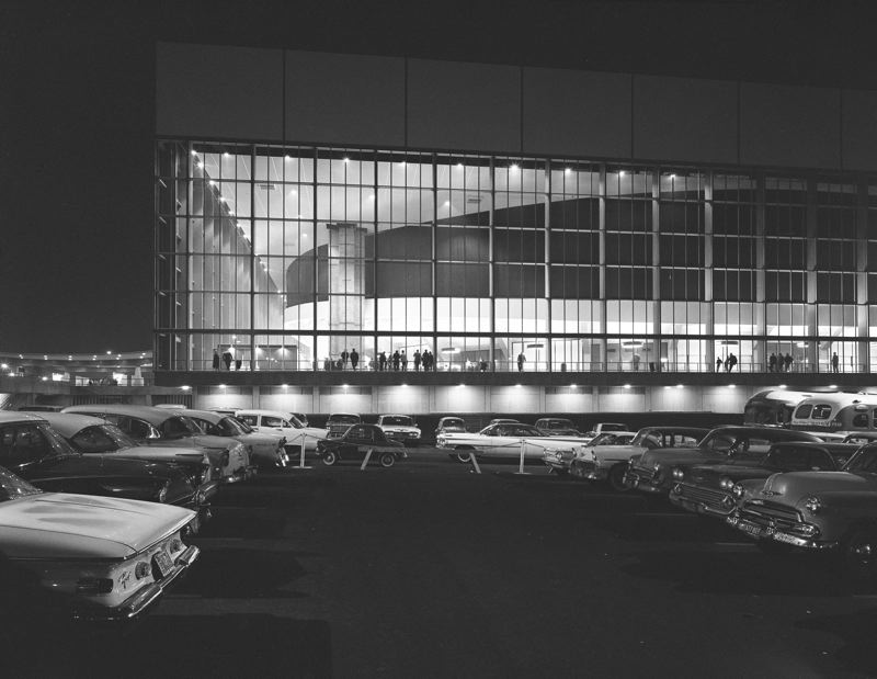 PHOTO: ART HUPY - Instant classic: Portland Veterans Memorial Coliseum is up for restoration once COVID-19 is under control.