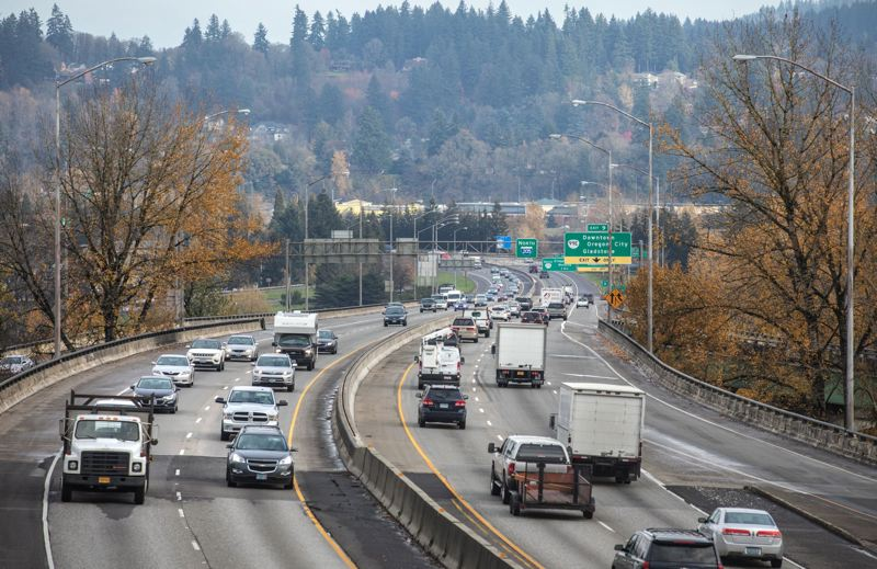 PMG FILE PHOTO - Ask not for whom ODOT tolls, it tolls for thee.