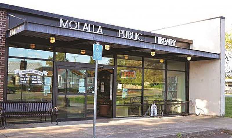 PMG FILE PHOTO - The Molalla Public Library continues to offer resources and activities to the public even while the doors are closed to public entry due to the COVID-19 pandemic.