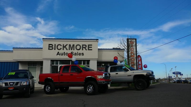 COURTESY PHOTO: BICKMORE AUTO SALES  - Bickmore Auto Sales just earned a Green Business certification from the city of Gresham by making environmentally-friendly changes to its business.