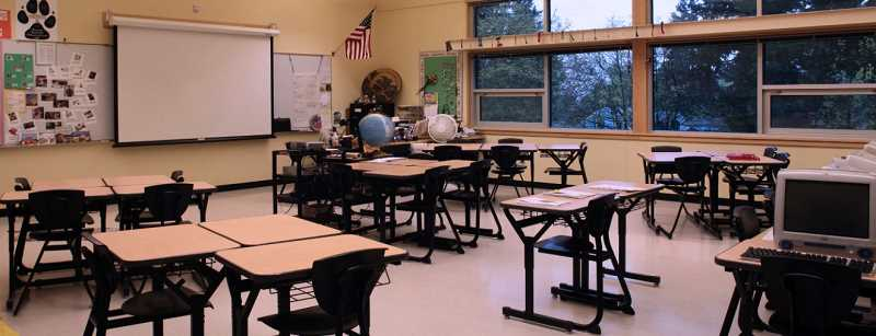 FILE  - Some students in the Newberg School District will return to the classroom this month after a long wait and plenty of online learning.