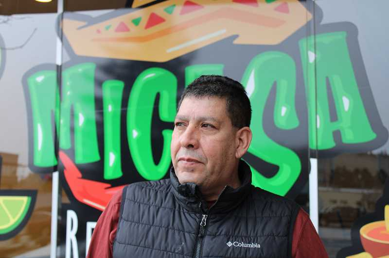 PAT KRUIS/MADRAS PIONEER