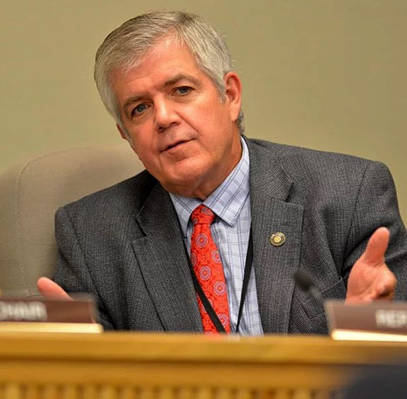 PMG FILE PHOTO - Newly seated U.S. Rep. Cliff Bentz was the only member of the Oregon Congressional delegation to side, in part, with President Trump's supporters, attempting to overturn elections in several states.