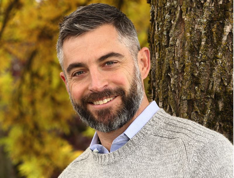 COURTESY PHOTO - Lake Oswego City Councilor Aaron Rapf renounced his Republican Party affiliation after what took place at the U.S. Capitol Jan. 6.