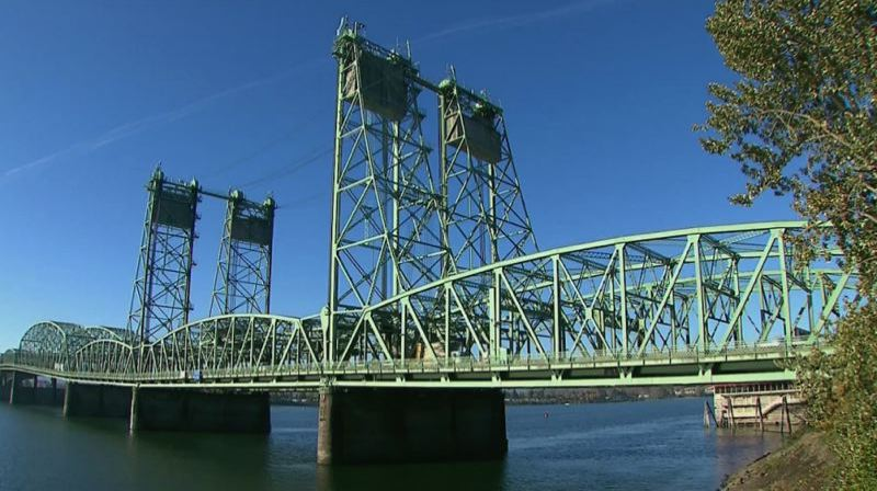 PMG FILE PHOTO - The Interstate Bridge between Oregon and Washington over the Columbia River.