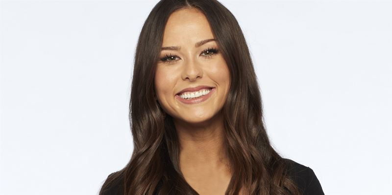 COURTESY PHOTO - Beaverton's Abigail Heringer, 25, is competing on the ABC reality show 'The Bachelor.'