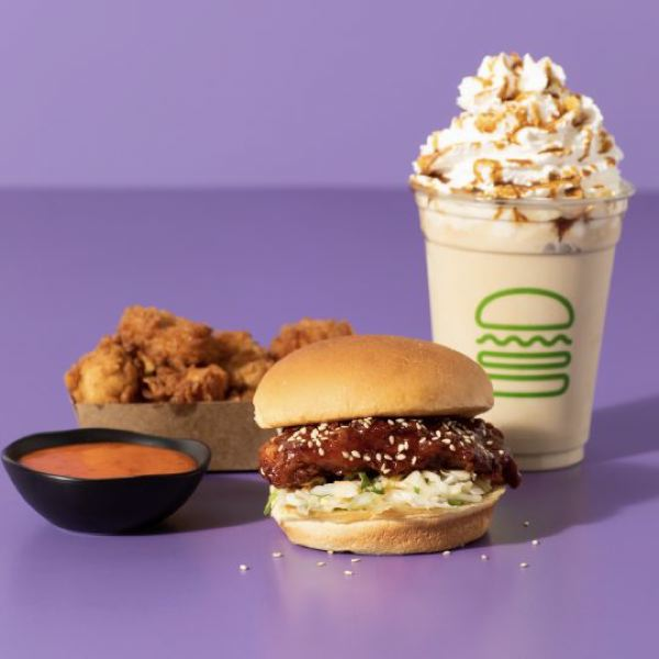 COURTESY: SHAKE SHACK  - The U.S. Small Business Administration re-opened the Paycheck Protection Program (PPP) loan portal Monday Jan 11 at 6 a.m. PST. This time they won't be subsidizing companies such as Shake Shack, which has a New Korean-Inspired Chicken Sandwich.
