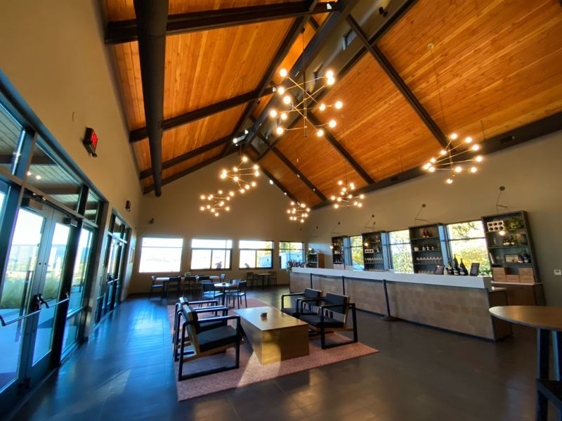 COURTESY: WALEN CONSTRUCTION - Walen Construction of Wilsonville has bought Russell Construction. Both firms build industrial buildings, retail, medical office and car dealerships, but they have different clients. Here is Resonance winery.