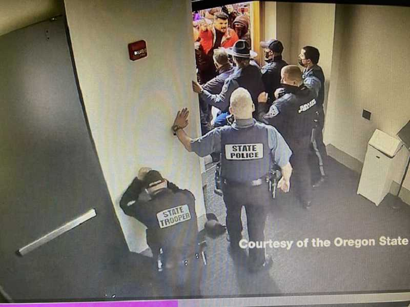 PHOTO COURTESY: OREGON STATE POLICE
