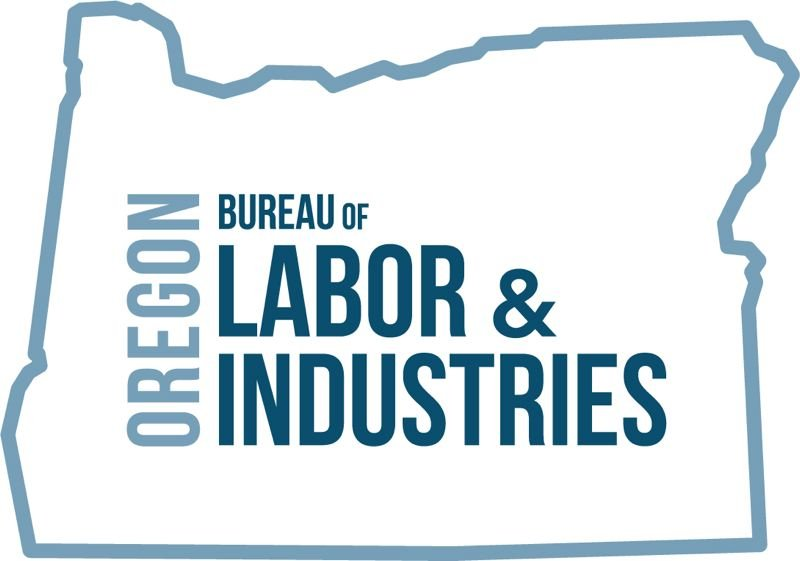STATE OF OREGON - The Oregon Bureau of Labor and Industries logo
