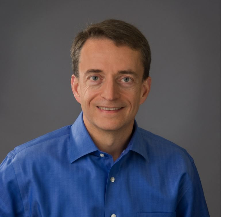 COURTESY: INTEL CORP - In a surprise move, chip giant Intel Corp announced that Pat Gelsinger (pictured) will replace Bob Swan as the firm's CEO on February 15.