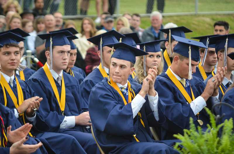 Mixed bag in western WashCo's 2019-20 graduation rates