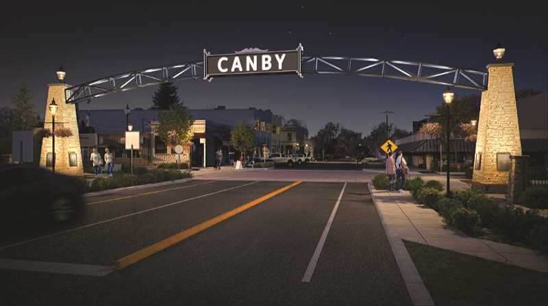 Talking 'projects' with Canby city administrator