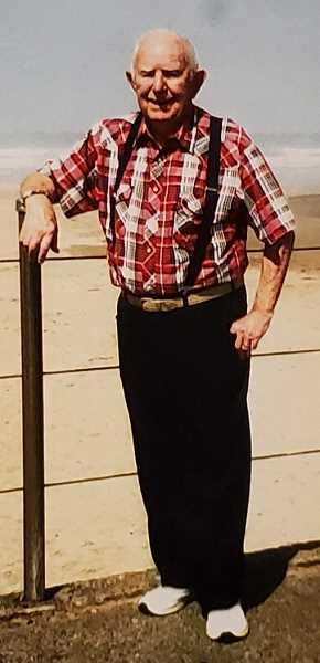 SUBMITTED PHOTO - William 'Bill' Terry Dunham