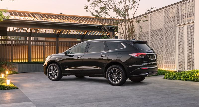 COURTESY BUICK - The 2022 Buick Enclave is coming later this year.
