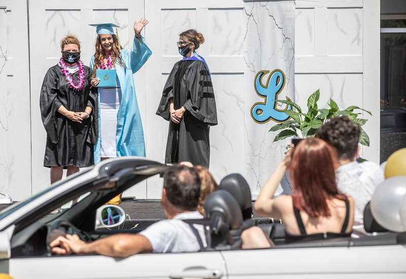 PMG FILE PHOTO - Overall, 95.9% of seniors in the Lake Oswego School District graduated in 2019-20.