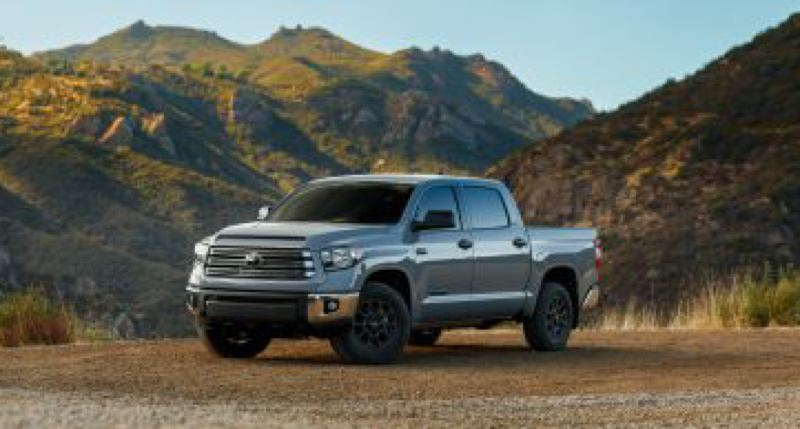 COURTESY TOYOTA - The 2021 Toyota Tundra is a good-looking full size truck, with well-equipped versions at bargain prices.