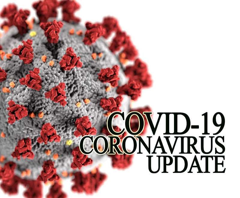 PMG GRAPHIC - The newest COVID-19 figures were released Saturday.