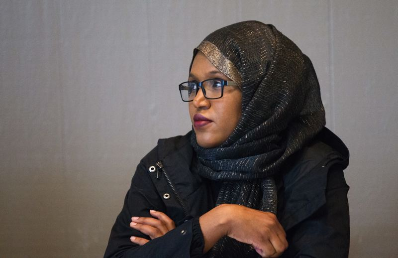 PMG FILE PHOTO: - Washington County Commissioner Nafisa Fai