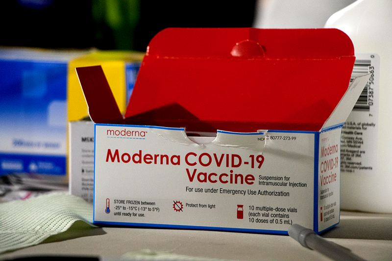 COURTESY PHOTO: OHSU - Gov. Kate Brown is sending more COVID-19 vaccine doses to the Portland area as some counties begin vaccinating older adults earlier than expected.
